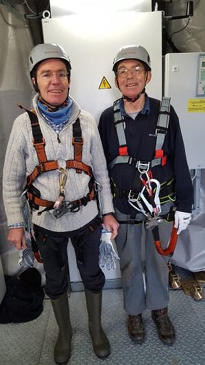 David Eastlick and John Malone